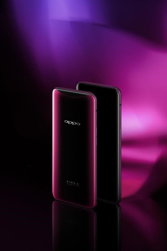 OPPO Find X colors
