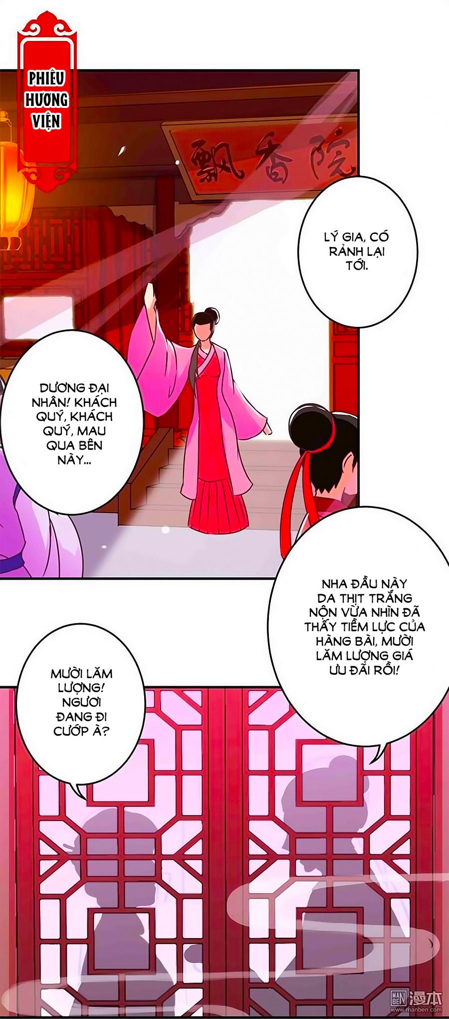 Vương Gia Ngươi Thật Bỉ Ổi  Chap 285 - Trang 3
