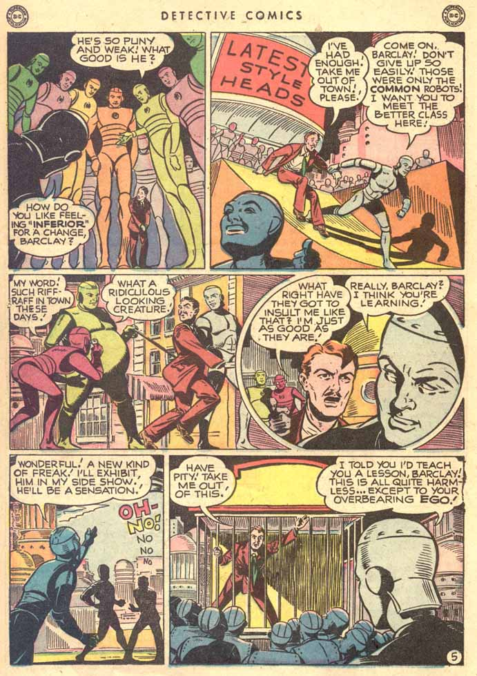 Read online Detective Comics (1937) comic -  Issue #147 - 31