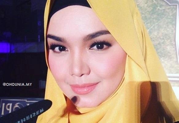 Anugerah Bukan Keutamaan, Yang Penting Sokongan Peminat – Datuk Siti Nurhaliza
