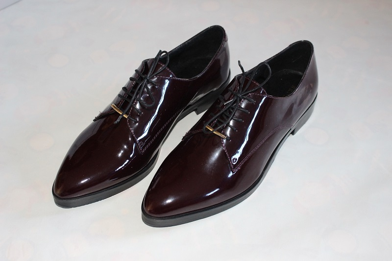 women´s oxford shoes