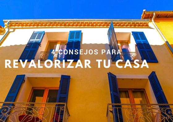 Kasa coast 4 consejos para revalorizar tu casa for Consejos para remodelar tu casa