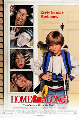 Home Alone 3 Poster