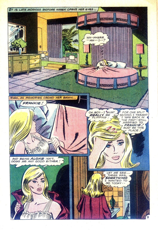 Read online Secret Hearts comic -  Issue #128 - 20