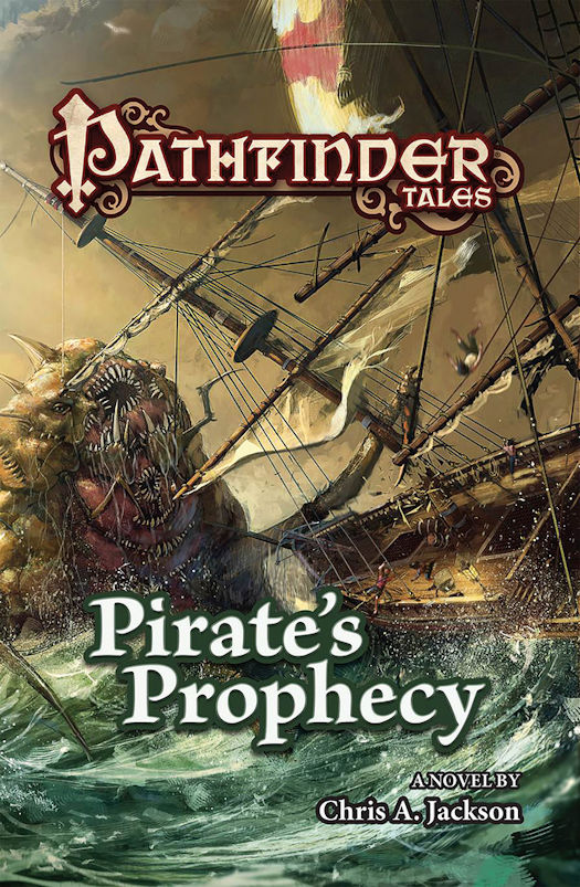 Review: Pirate's Prophecy by Chris A. Jackson