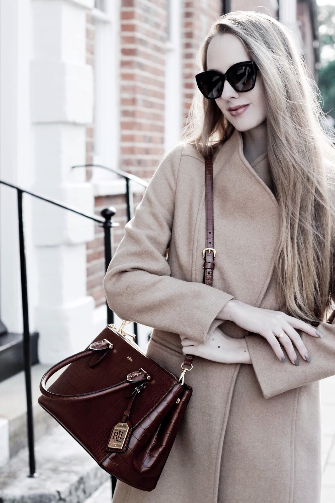 Style a Camel Coat for Autumn Blog Styling