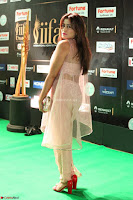 Nidhi Subbaiah Glamorous Pics in Transparent Peachy Gown at IIFA Utsavam Awards 2017  HD Exclusive Pics 55.JPG