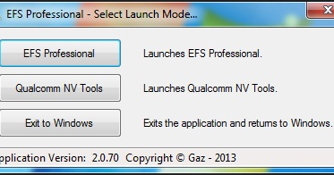 EFS Professional - Mobile & Tablet Fixes
