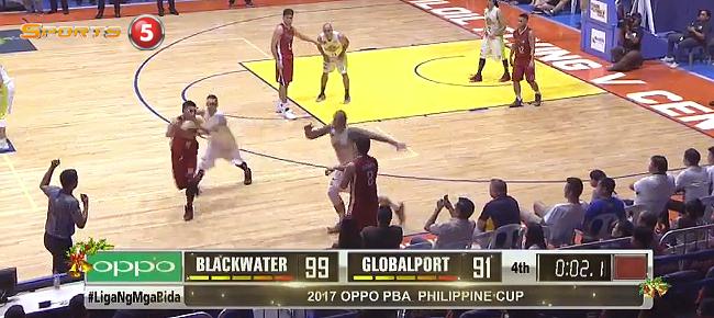 Blackwater def. GlobalPort, 99-91 (REPLAY VIDEO) December 21