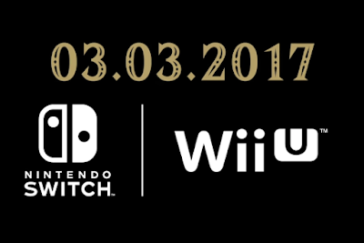 The Legend of Zelda Breath of the Wild March 3 2017 release date Nintendo Switch versus Wii U