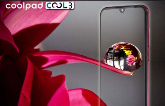 Coolpad Cool 3 launch in India tomorrow with waterdrop notch and Android Pie