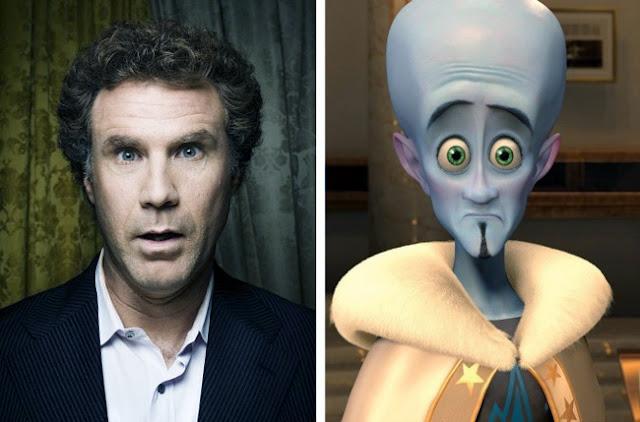 Will Ferrell - Megamind - Megamind