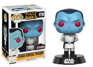 Pop!: Rebels - Grand Admiral Thrawn