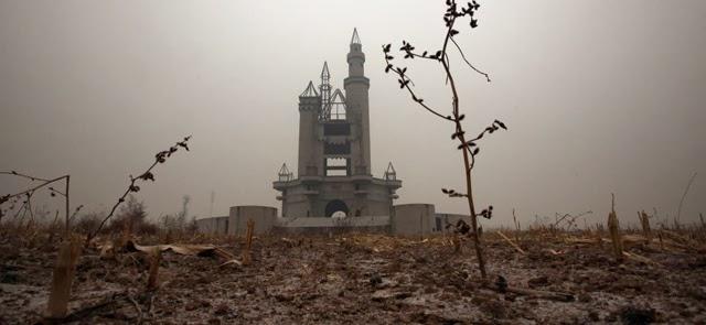 disneylandia abandonada na china