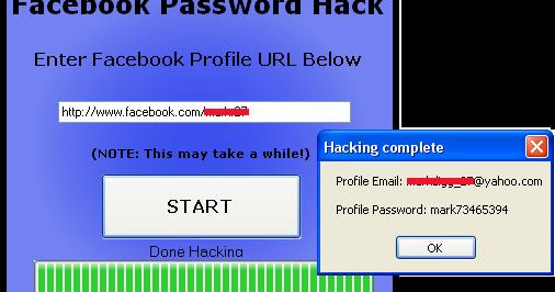 Facebook Hacker Pro Crack Full Version Activation Code