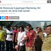 Bantah Klaim Ahoker Soal Revitalisasi Lapangan Banteng, Sri Mulyani: Itu Janji Pak Sandi ke Saya!