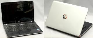 Laptop Gaming Hp Pavilion 14-e015tx - Bekas