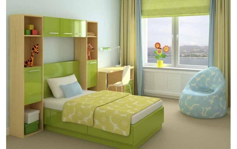 warna cat kamar tidur gadis remaja perempuan 5
