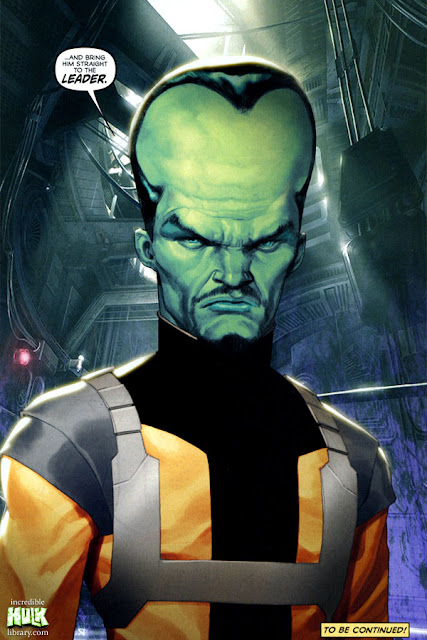 El Líder, villano de Hulk