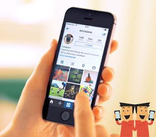 Memakai Dua Aplikasi Instagram di 1 HP Android