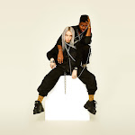 Billie Eilish & Khalid - lovely - Single Cover