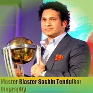 Biography of Sachin Tendulkar in Hindi, Biography of Sachin Tendulkar