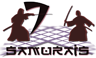 Logic Masters India Puzzle Test named Seven Samurais