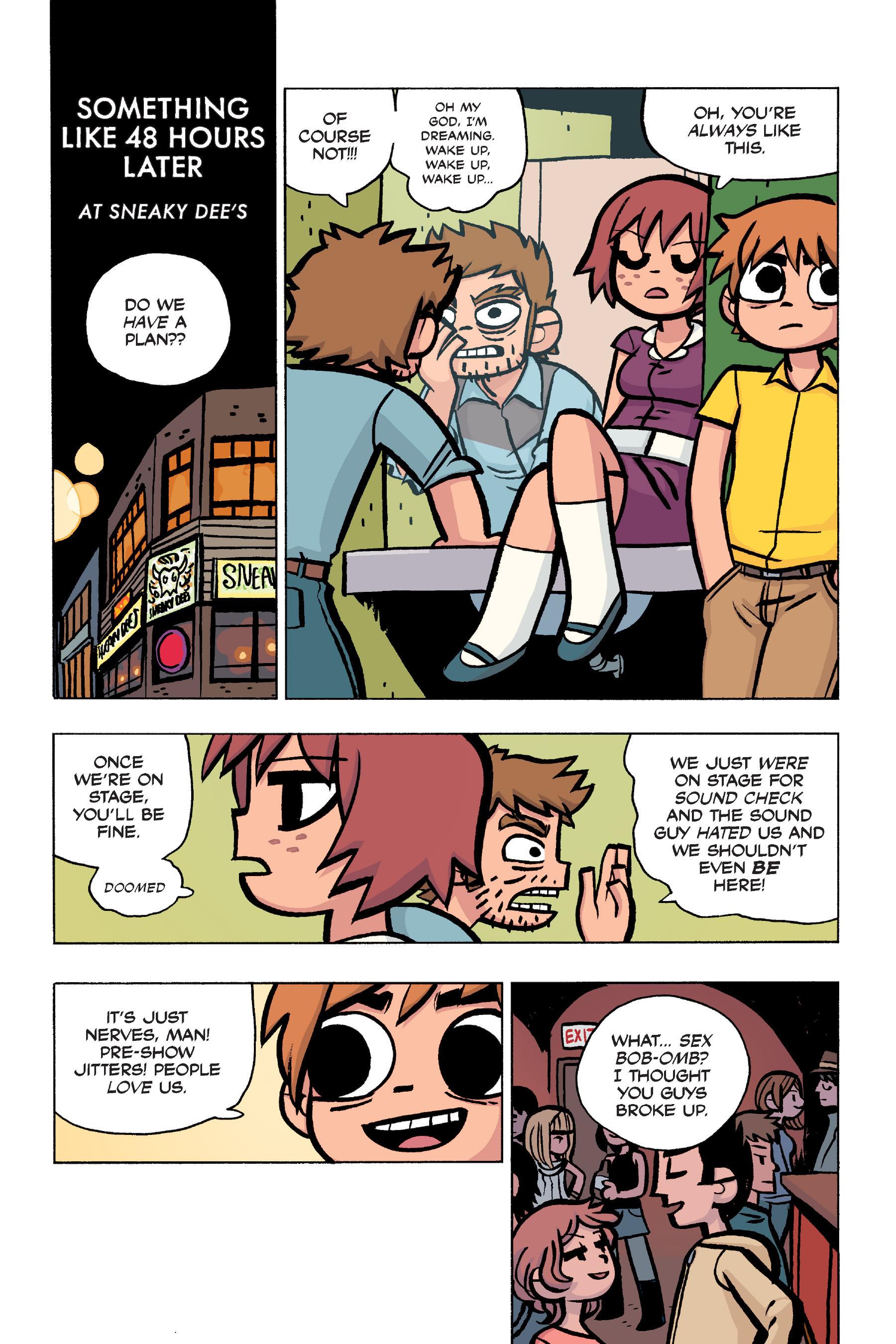 Read online Scott Pilgrim comic -  Issue #5 - 46