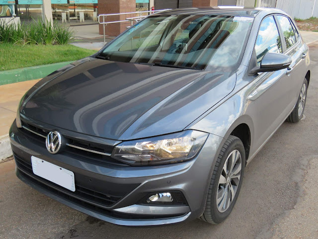 Volkswagen Polo: 3º carro mais vendido do Brasil