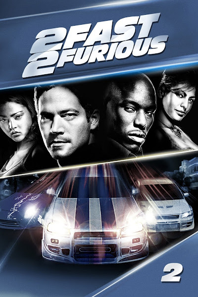 Poster of 2 Fast 2 Furious (2003) Dual Audio [Hindi-DD5.1] 720p BluRay ESubs Download