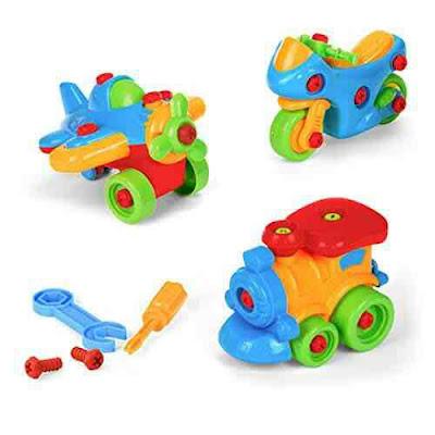 Minmi Kids Toys - Automotive Creative Learning Kit