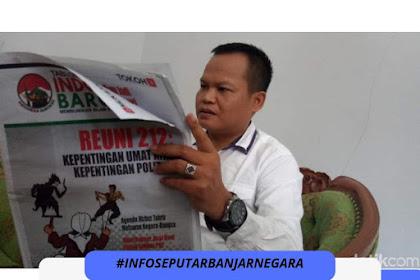 """Masjid-Masjid Di 4 Kecamatan Di Banjarnegara Dikirimi """"Indonesia Barokah"""" Tabloid Memfitnah Prabowo - Sandi"""