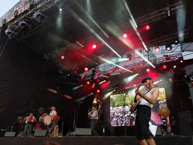Hańba, OFF Festival 2018