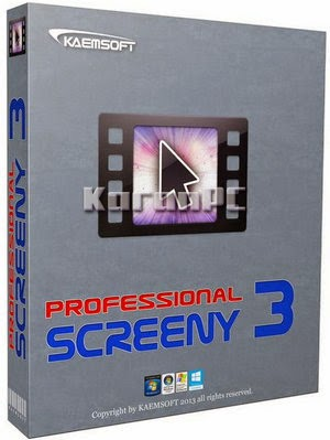 Screeny Professional 3.6.1 Crack