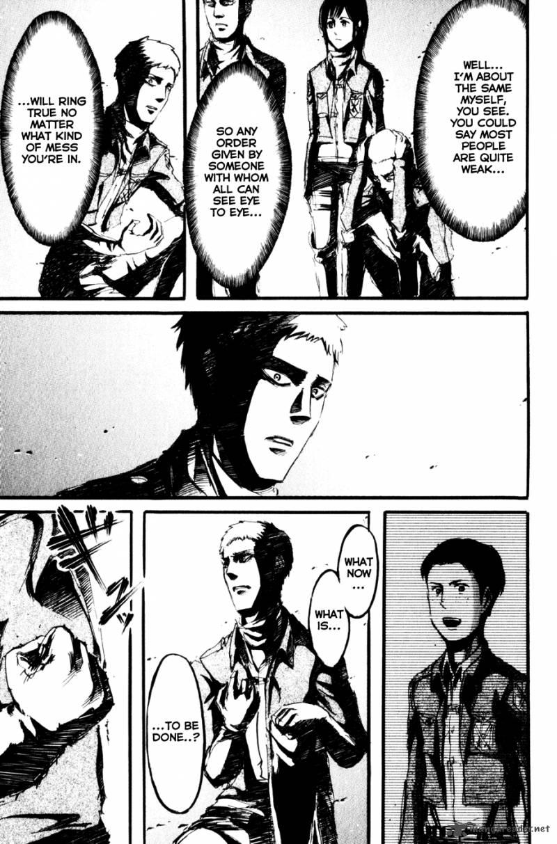 Shingeki no Kyojin Ch 15