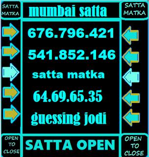Mumbai Matka 16 04 2018 Powerful Open Satta Guessing Forum In Hindi