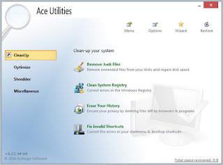 Ace Utilities 6.3.0 Build 292 Full Keygen