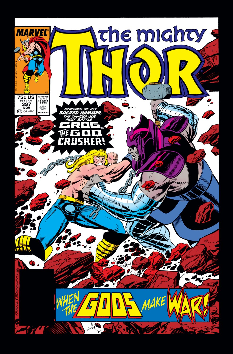 Thor (1966) 397 Page 1
