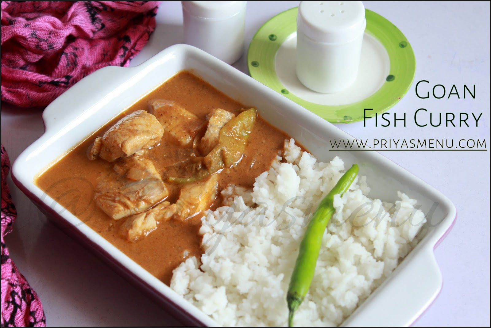 Priyas menu yum yum yummy food for food lovers goan fish curry you all must be wondering how come a regular post in the middle of chutney series on my blog when this recipe goes to my favourite event shhh secretly forumfinder Choice Image