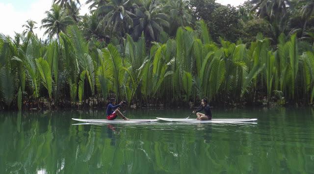 stand up paddle bohol