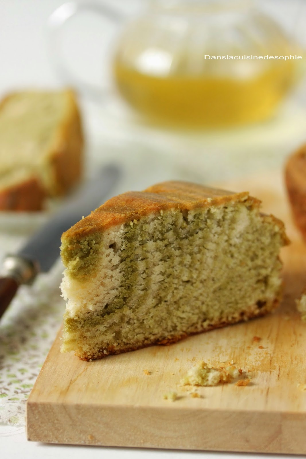 Recette Cake Matcha Thermomix Tm