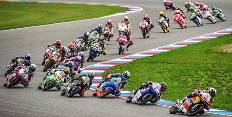 Pendaftar Moto3 Dan Moto2 2015 Membludak