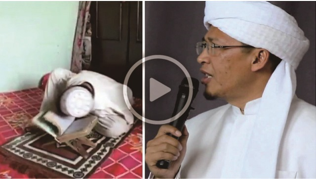 Masih Malas Shalat Dan Baca Qur'an? Video Dari Aa Gym Ini Bisa Menampar Batin Kita Semua