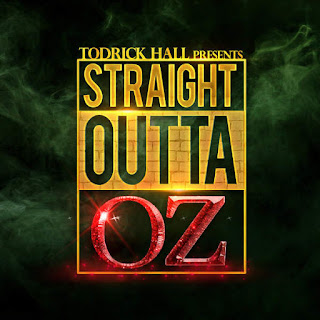 Todrick Hall - Straight Outta Oz (2016) - Album Download, Itunes Cover, Official Cover, Album CD Cover Art, Tracklist