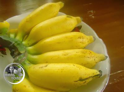 China temukan cara awetkan buah pisang