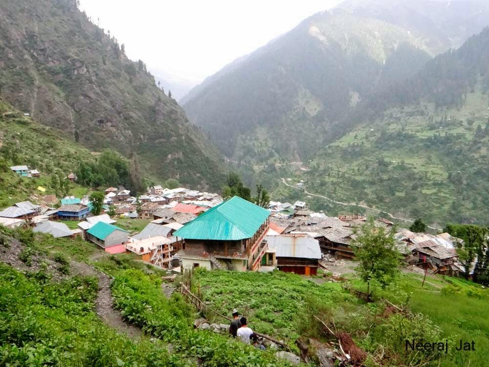 मलाणा- नशेडियों का गांव