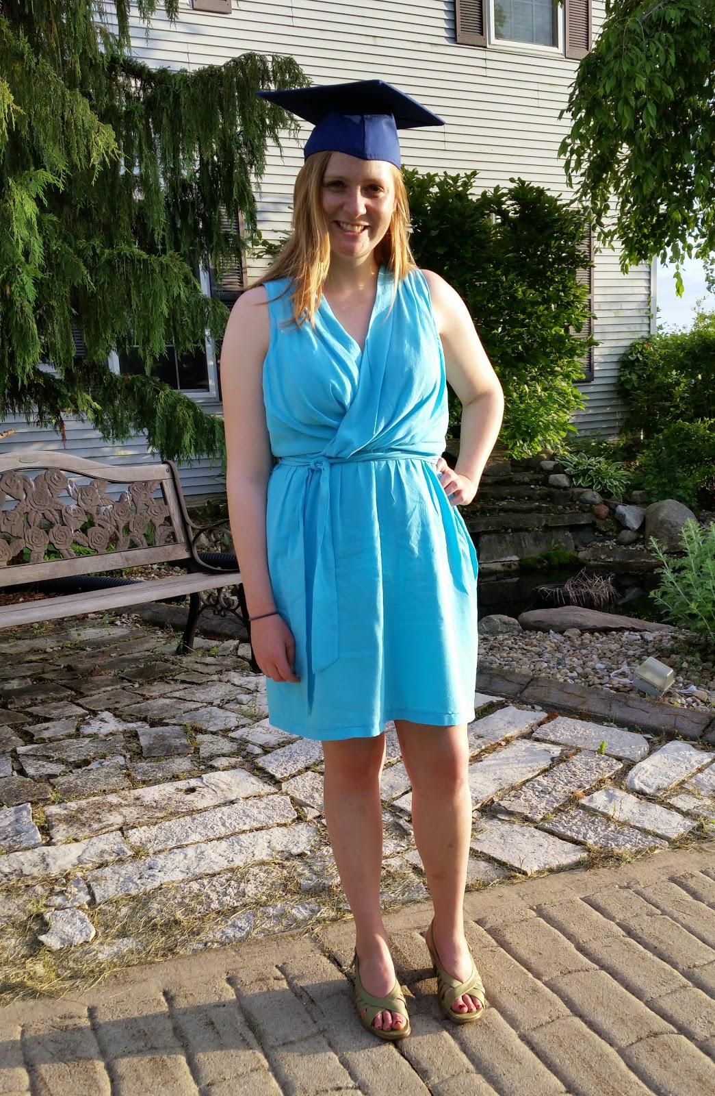 Graduation Day Dress
