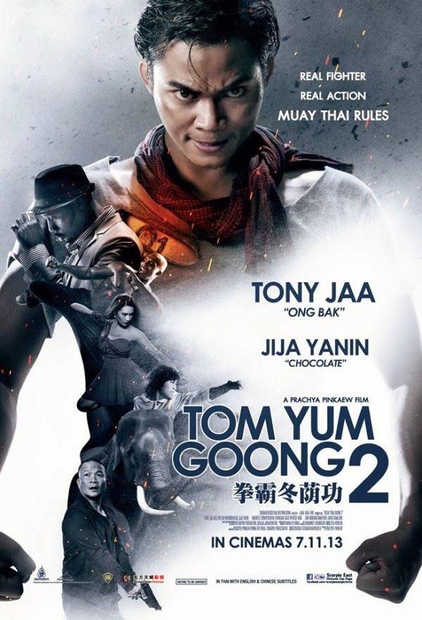 Tom Yum Goong 2 (2013) 720p