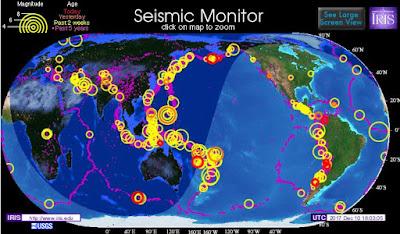Terremotos: é possível prevê-los?