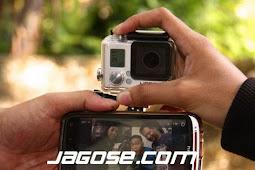 Spesifikasi Harga Kamera GoPro HERO 4 Silver dan Black Edition Terbaru